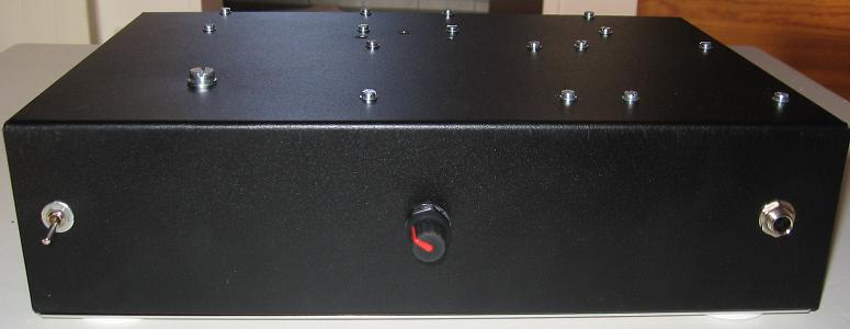 Photograph 4: TDA2050 Hi-Fi Chip Amplifier Enclosure
