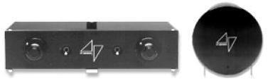 47 Laboratory Model 4706 Gaincard and Power Humpty