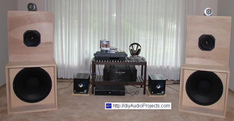 Audio Nirvana Classic 8 Fullrange Speaker Driver