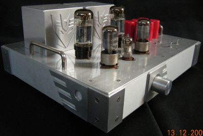 Single-Ended (SE) 6L6 / 6L6GC / 5881 Valve Amp