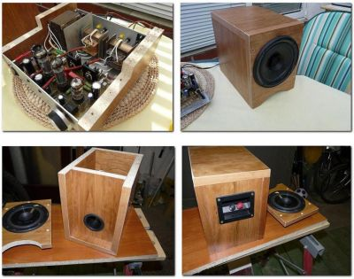 Panasonic Fullrange Speakers - DIY Audio Projects Photo ...