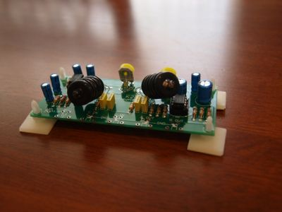 6418 Tube Preamp / Headphone Amp Kit
