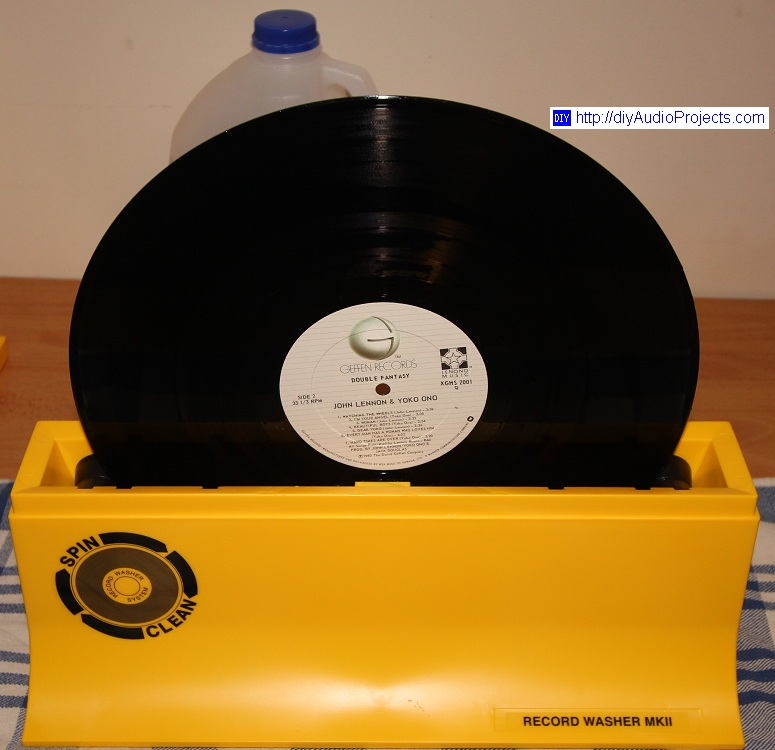 Spin Clean Vinyl Record Lp Washer System Mk Ii Review
