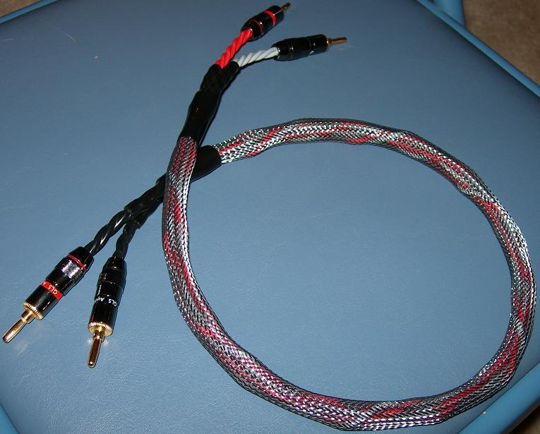 Simple DIY Speaker Cables (homemade)