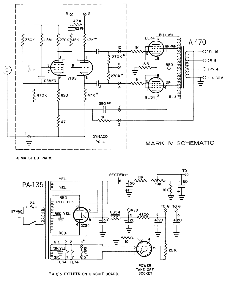 St70 Tube Amp Circuit Diagram Amplifiercircuit Circuit Diagram - Fav