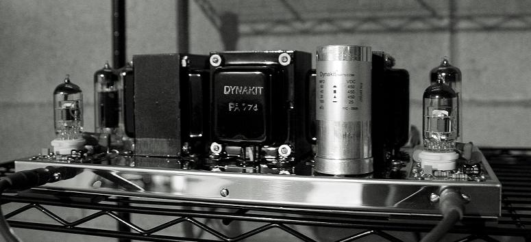 Dynaco Dynakit Stereo 35 (ST35) Tube Amplifier Schematic and