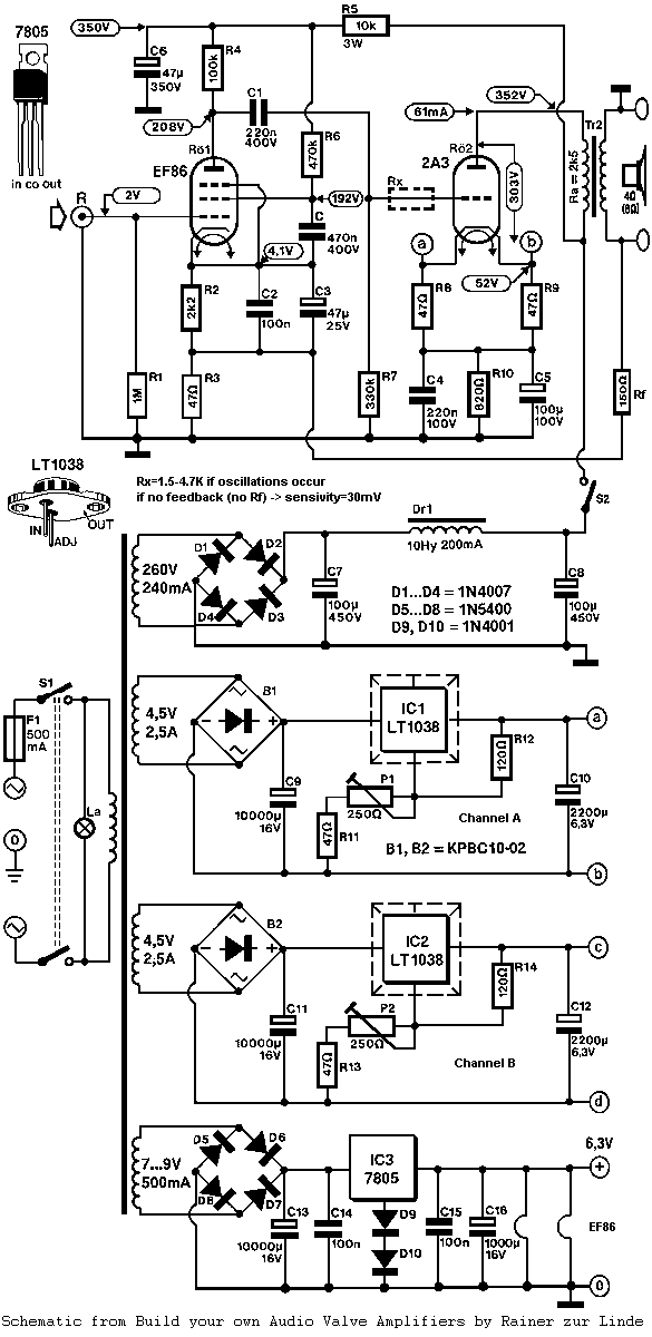 schematic 2a3 se  u2013 readingrat net