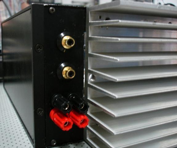 Diy Class A 2sk2221 Mosfet Amplifier Project