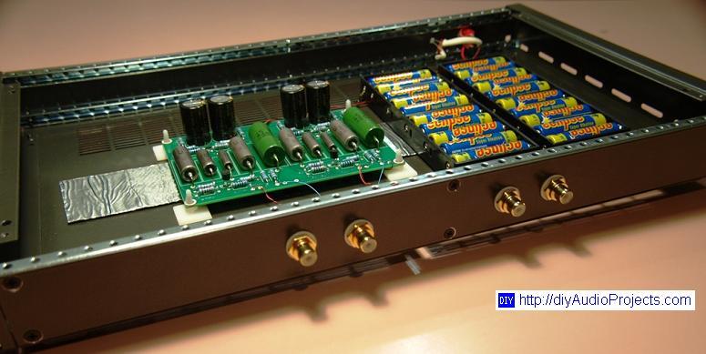 Boozhound Laboratories Jfet Riaa Phono Preamp Kit