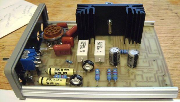 Build A 3 Channels Audio Splitter Amplifier Circuit Diagram Using