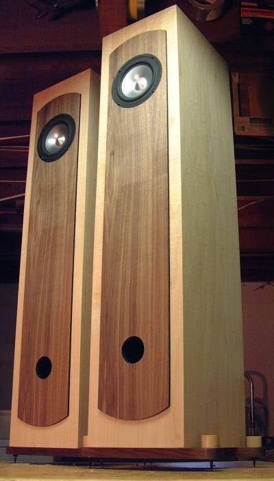 Jordan JX92S DIY Tower Loudspeakers