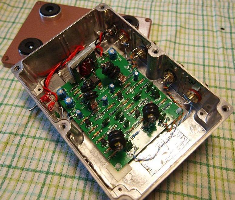 6418 Tube Riaa Phono Preamplifier Kit Oatley Electronics