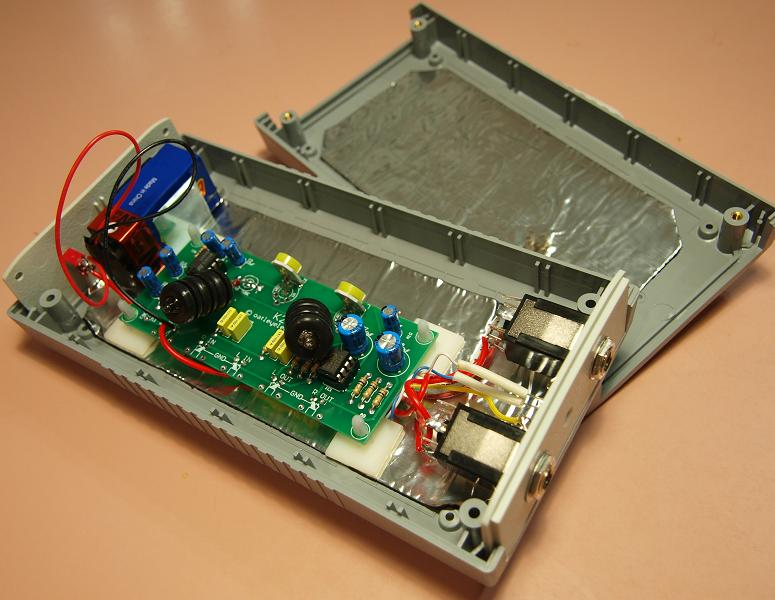 Oatley k272 jan 6418 valve tube preamplifier headphone amp kit 6418 tube headphone amplifier kit solutioingenieria Images