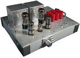 DIY 6L6 / 5881 Single-Ended (SE) Tube Amplifier