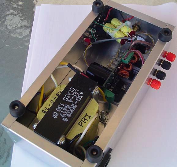 Amp6 T Amp Diy Class T Amplifier Kit From 41hz Com