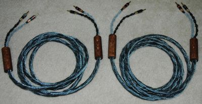 Low-Inductance DIY Speaker Cables