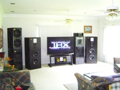 Home Theater Living Room Setup Conceptstructuresllc Com