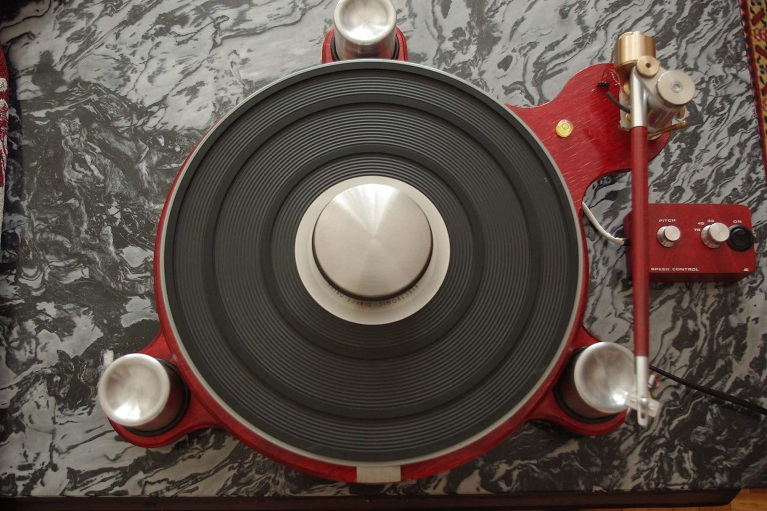 Diy Turntable Hi Fi Phono Record Player