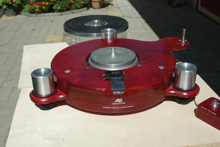 DIY Turntable Hi Fi Phono Record Player