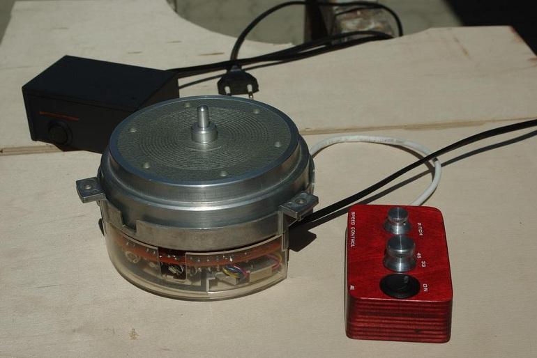 DIY Turntable - Hi-Fi Phono Record Player