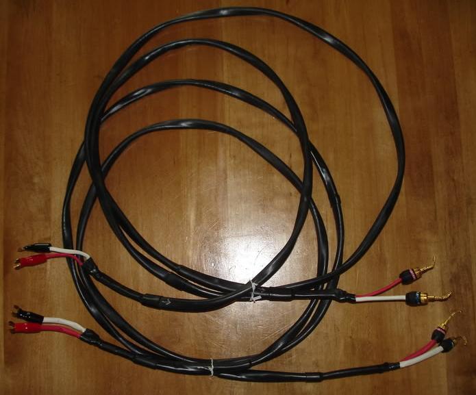 cross connected belden 89259 diy hi fi speaker cables. Black Bedroom Furniture Sets. Home Design Ideas
