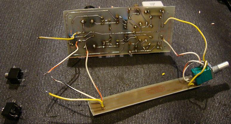 NP-100v12: DIY 12AU7 (ECC82) Tube / IRF510 MOSFET Headphone