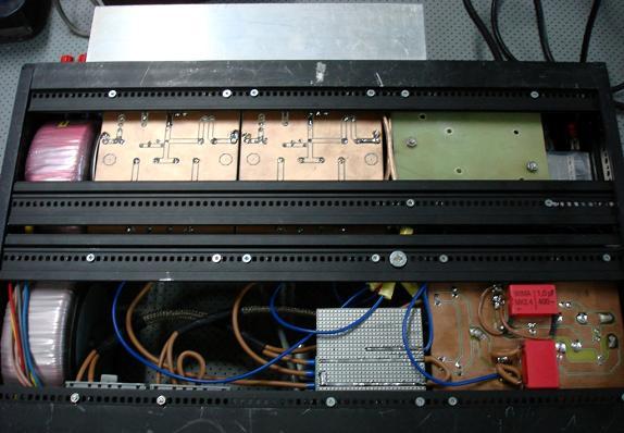 DIY Class-A 2SK2221 Mosfet Amplifier Project