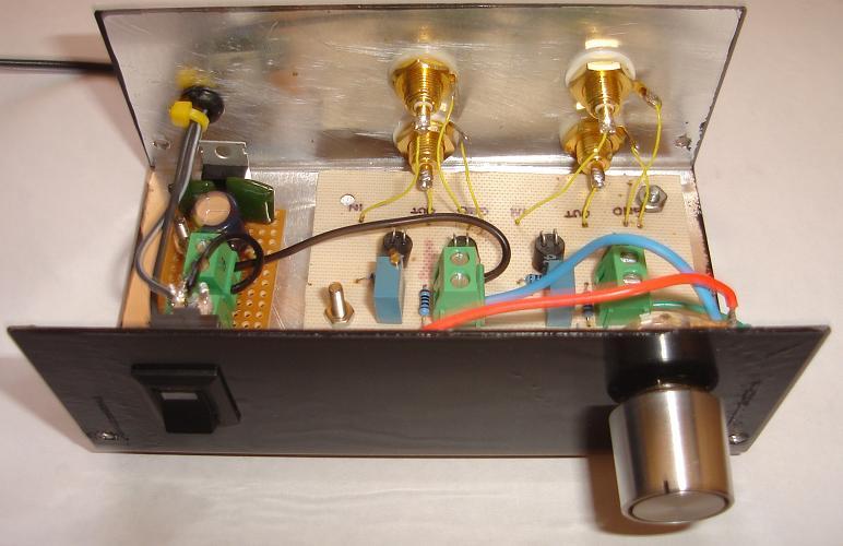 Diy Lightspeed Attenuator