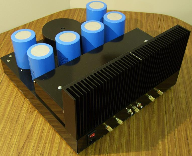 Jean Hiraga's Super Class-A Amplifier