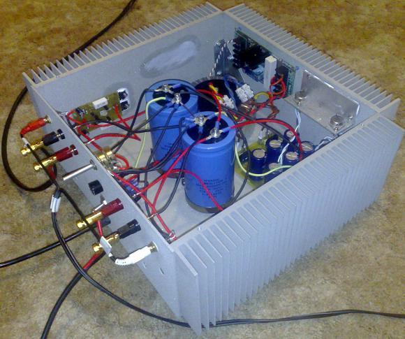 Jean Hiraga S Le Monstre Monster Diy Class A 8w Amplifier