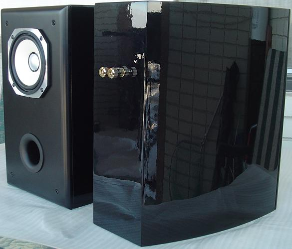 Fostex Fx120 Diy Bass Reflex Bookshelf Speakers