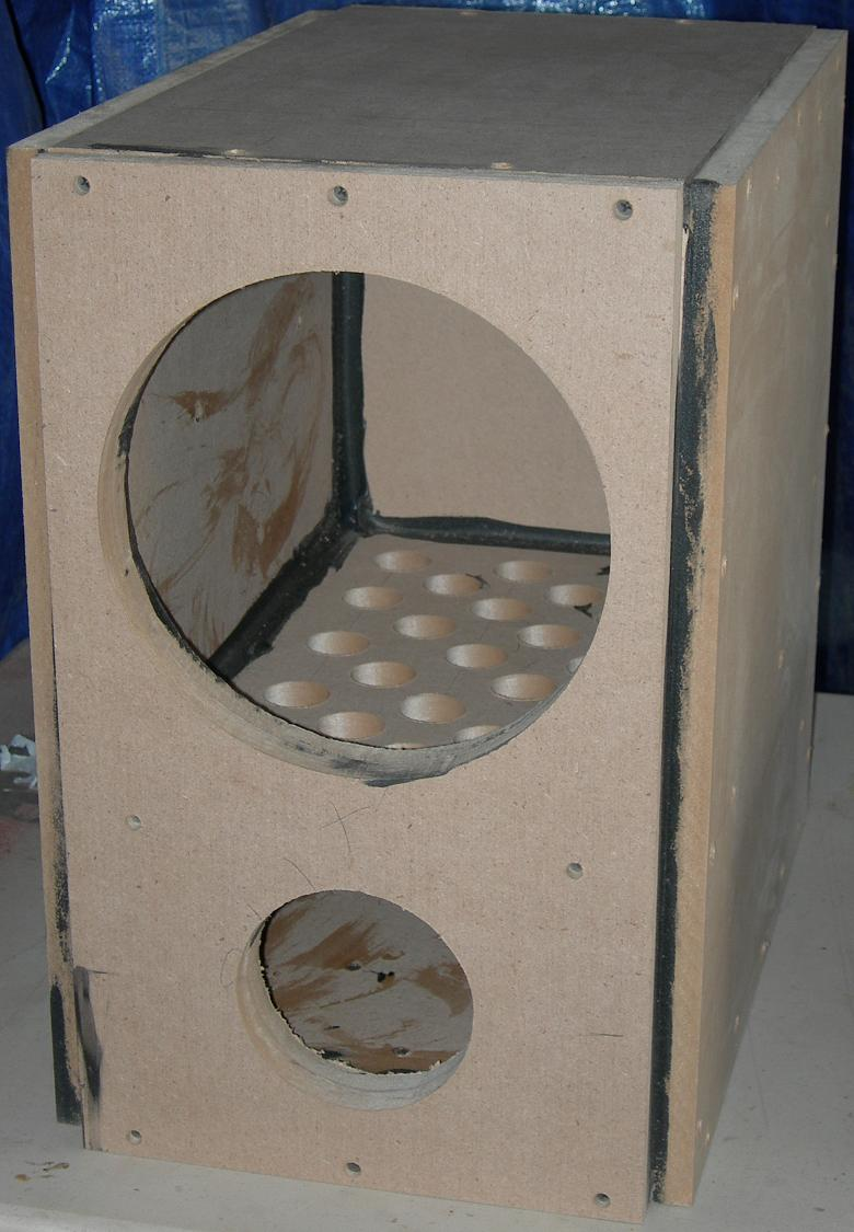 HiVi SP10 DIY Subwoofer Project