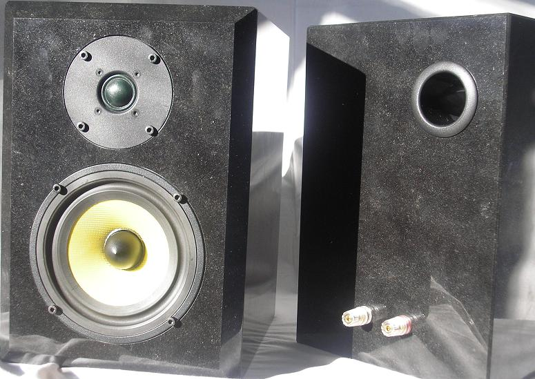 how to make a speaker driver