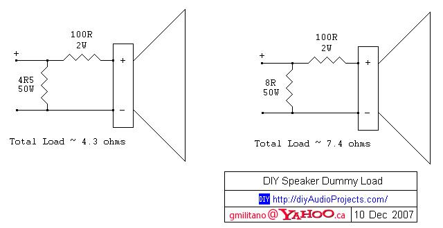 diy speaker schematics wiring diagram expert Speaker Schematic Diagram