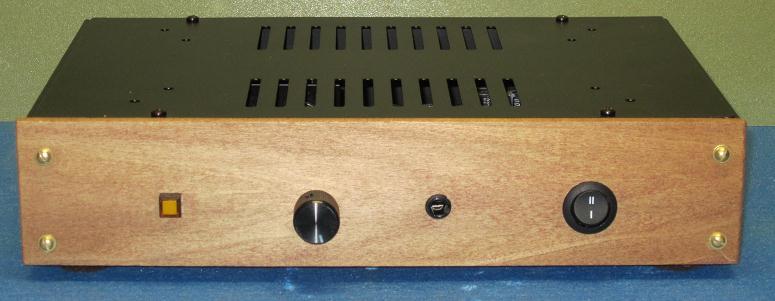 DIY 6DJ8 (ECC88) Tube Hi-Fi Headphone Amplifier Project