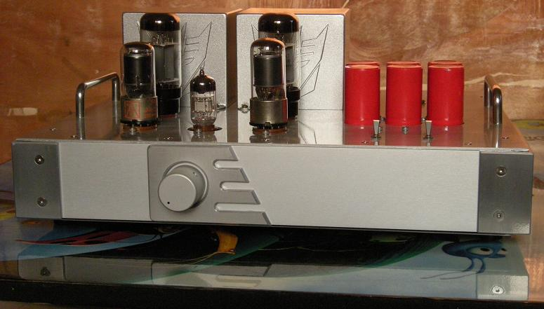 Single-Ended (SE) 6L6 / 5881 Vacuum Tube Amplifier