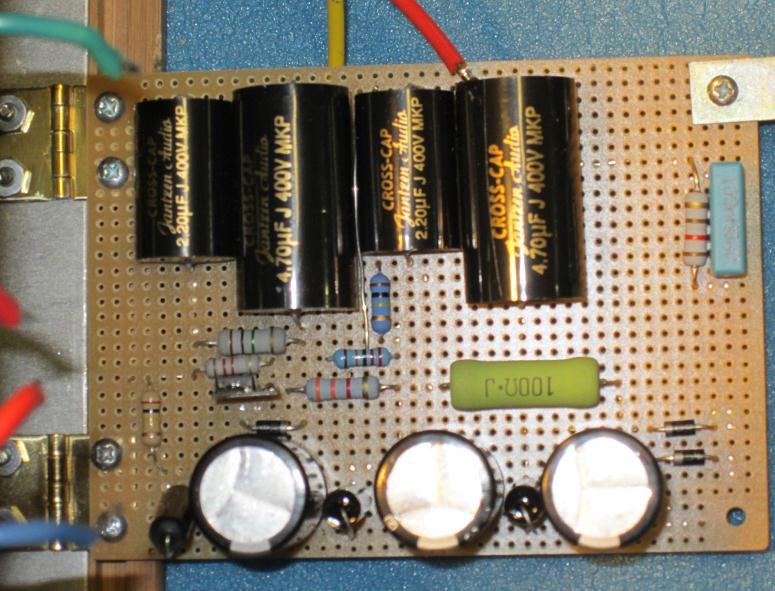 mini block ultra linear class a push pull el84 6bq5 valve amplifier. Black Bedroom Furniture Sets. Home Design Ideas