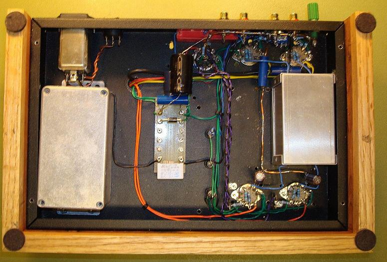 Groovewatt a DIY Vacuum Tube (Valve) RIAA Phono Preamplifier Project