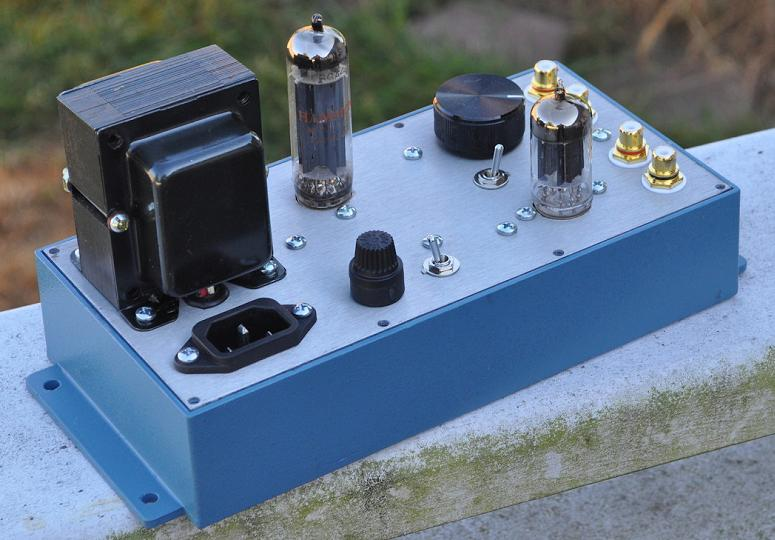 4S Universal Preamplifier for 12A*7 Tubes